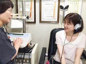 補聴器の選択と調整