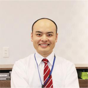 浅草店(東京)の店長 大塚祥仁