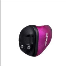 耳あな型補聴器の標準的な形