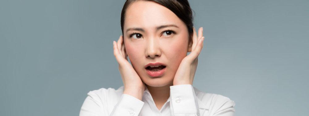 補聴器から聞こえる異音の種類一覧、ハウリング、マイクノイズなど。