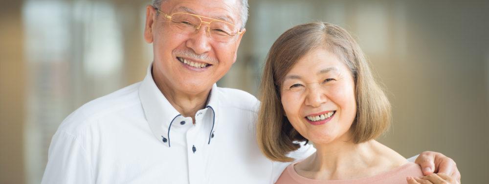 補聴器の効果がある人と満足する人