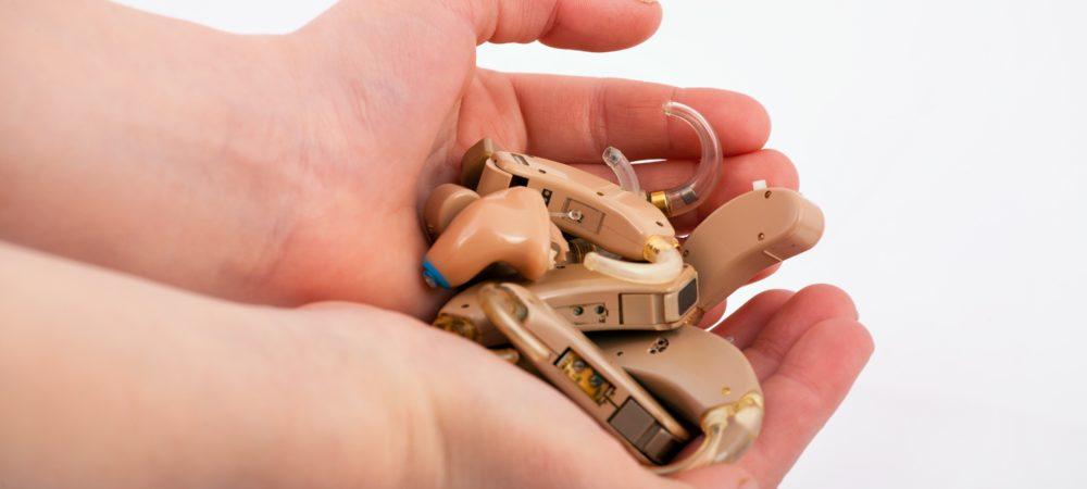 補聴器が故障する原因とまちがった取り扱い