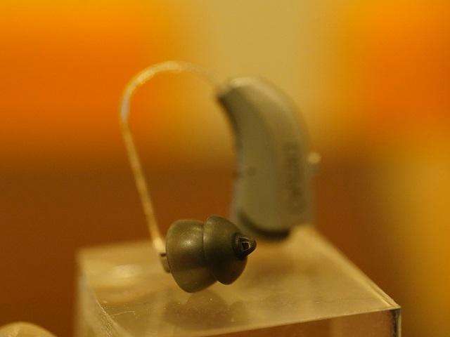 RIC補聴器のゴム耳せん