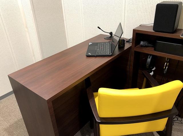 聴検室の画像